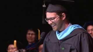 "Baixar Binghamton University Commencement Spring 2014 -  Jacob Hammond ""Show Gratitude"""