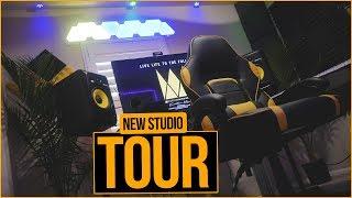 Curtiss King Home Studio Tour (2019)