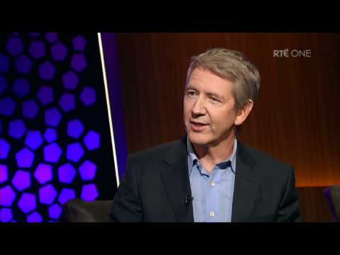 The Late Late Show: Patrick Holford on 'Mood versus Food'
