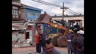 В Сан-Паулу рухнуло здание, 6 погибших (новости)