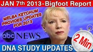 """The Bigfoot Report - Bigfoot News #12 - Melba Ketchum  DNA study promises to """"blow you away"""""""