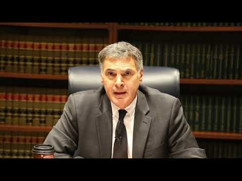 Judge Jack Panella discusses how victims respond to sexual violence