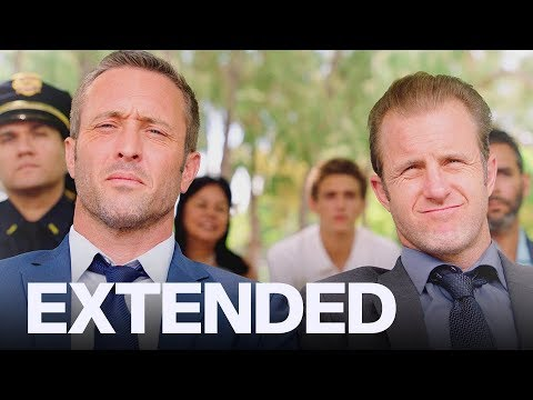 Alex O'Loughlin And Scott Caan Talk 'Hawaii Five-0' Season 9 | EXTENDED