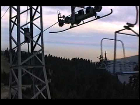Vancouver British Columbia Canada Grouse Mountain Part 1