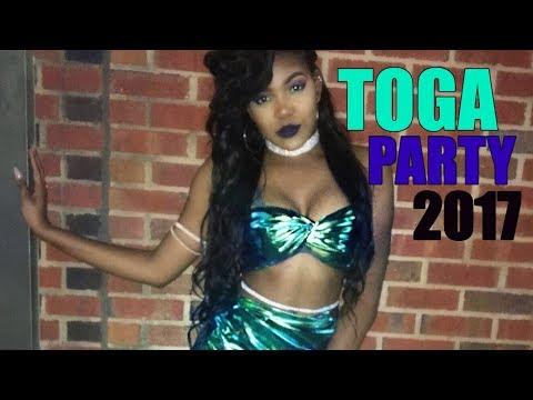 The Last Vlog of Junior Year + TOGA 2017 || BrelynnBarbie Vlog