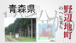 1分で分かる!日本の市町村 青森県 上北郡野辺地町