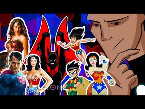 GALAXY'S GREATEST 🌌: DC Themes