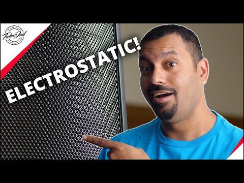 Electrostatic Speakers!!  Martin Logan ESL X, ESL C, Dynamo 1600X Unboxing & Overview