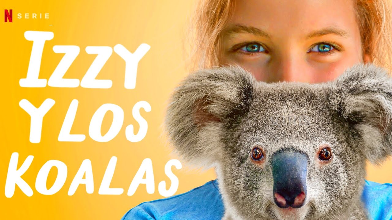 Izzy y los Koalas - Trailer en Español Latino l Netflix - YouTube