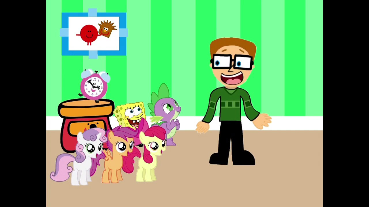 Spike's Clues; Season 3 episode 10 - Isaiah's first day part 4 (final)