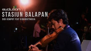 Download lagu Evolution 9 STASIUN BALAPAN Didi Kempot Feat KidungEtnosia MP3