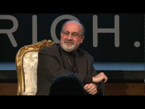 Nassim Nicholas Taleb ZURICH.MINDS. Talk with Rolf Dobelli