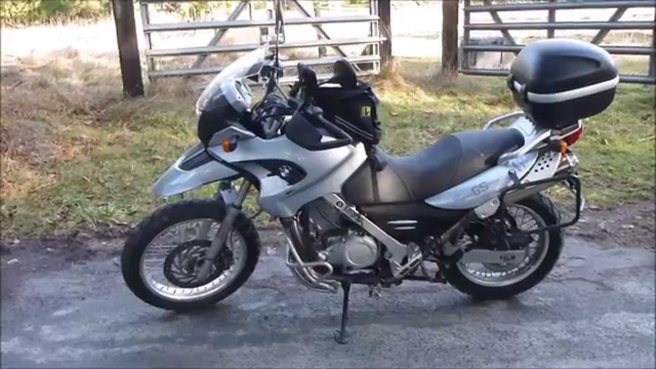 Bringing Home Max 2006 Bmw F650gs Youtube
