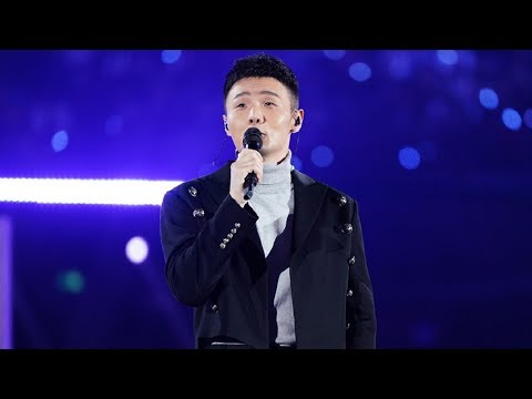 20181231《2019江蘇衛視跨年演唱會》李榮浩《年少有為》《不將就》
