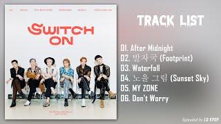[Full Album] ASTRO (아스트로) - SWITCH ON