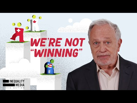 Robert Reich: America is Not Exceptional