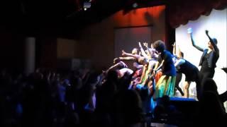 SOIREE VILLAGE CLUB SIBLU les charmettes La Palmyre Les Mathes
