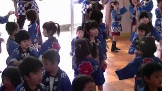 NHK朝の連続テレビ小説・てっぱんダンスをみんなで.