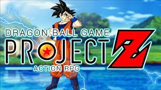 NEW Dragon Ball Z Action RPG Game Announced 2019!