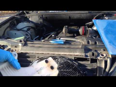 BMW E53 X5 3.0 Valve Cover Gasket Replacement Diy M52tu and M54