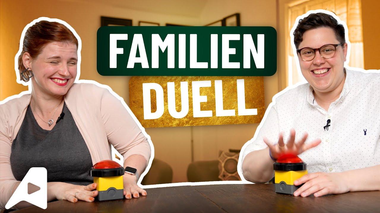 Wir haben 1800 Leute gefragt ... Familienduell    Let's Play #1
