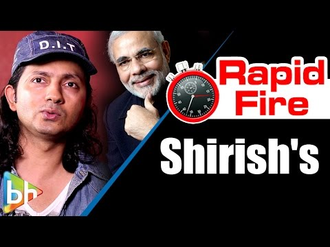 Shirish Kunder's Hilarious Rapid Fire On Aamir Khan, Akshay Kumar, Narendra Modi, Bhakts