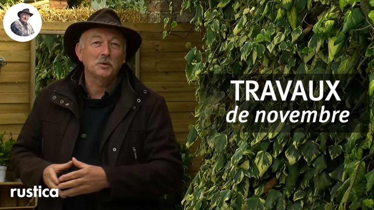 Que faire en novembre au jardin youtube for Jardin que planter en novembre