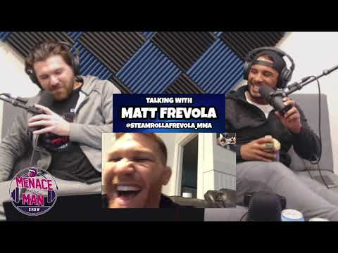 Ep. 51 Matt Frevola talks recent win, UFC Boston, Chris Weidman, Dom Reyes, Jeremy Stephens & more