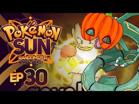 RAYQUAZA'S SCARY FACE - Pokémon Sun & Moon RANDOMIZER Nuzlocke Episode 30!
