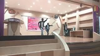 By boboo SNMV CAS FINE ARTS CLUB INAGRATION