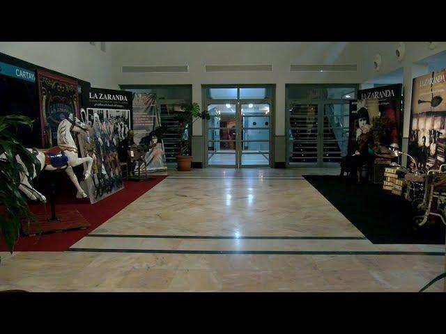 XIII Ciclo de Teatro de Otoño de Cartaya - Cía. La Zaranda