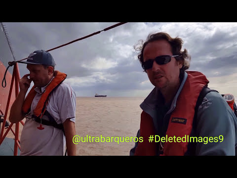 """PIRATES OF THE CARIBBEAN"" / ""THE CURSE OF THE BLACK PEARL""/ PILOTS/ PRÁCTICOS/ Pilot Boat ""COMETA"""