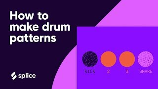 How to make drum patterns - rhythms every producer SHOULD know (FREE MIDI)