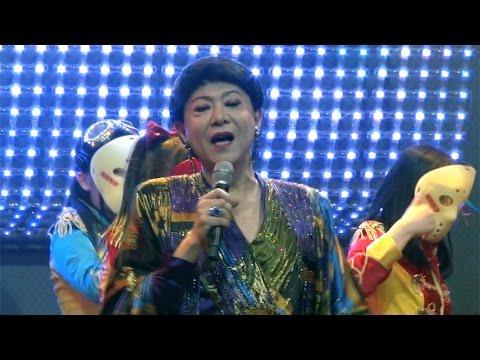 美川憲一、仮面女子と『さそり座の女』でコラボ 『さそり座の女feat仮面女子』発表会