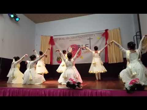 Bible Dance: Joondalup Bible Kalalsavam Syro-Malabar Perth