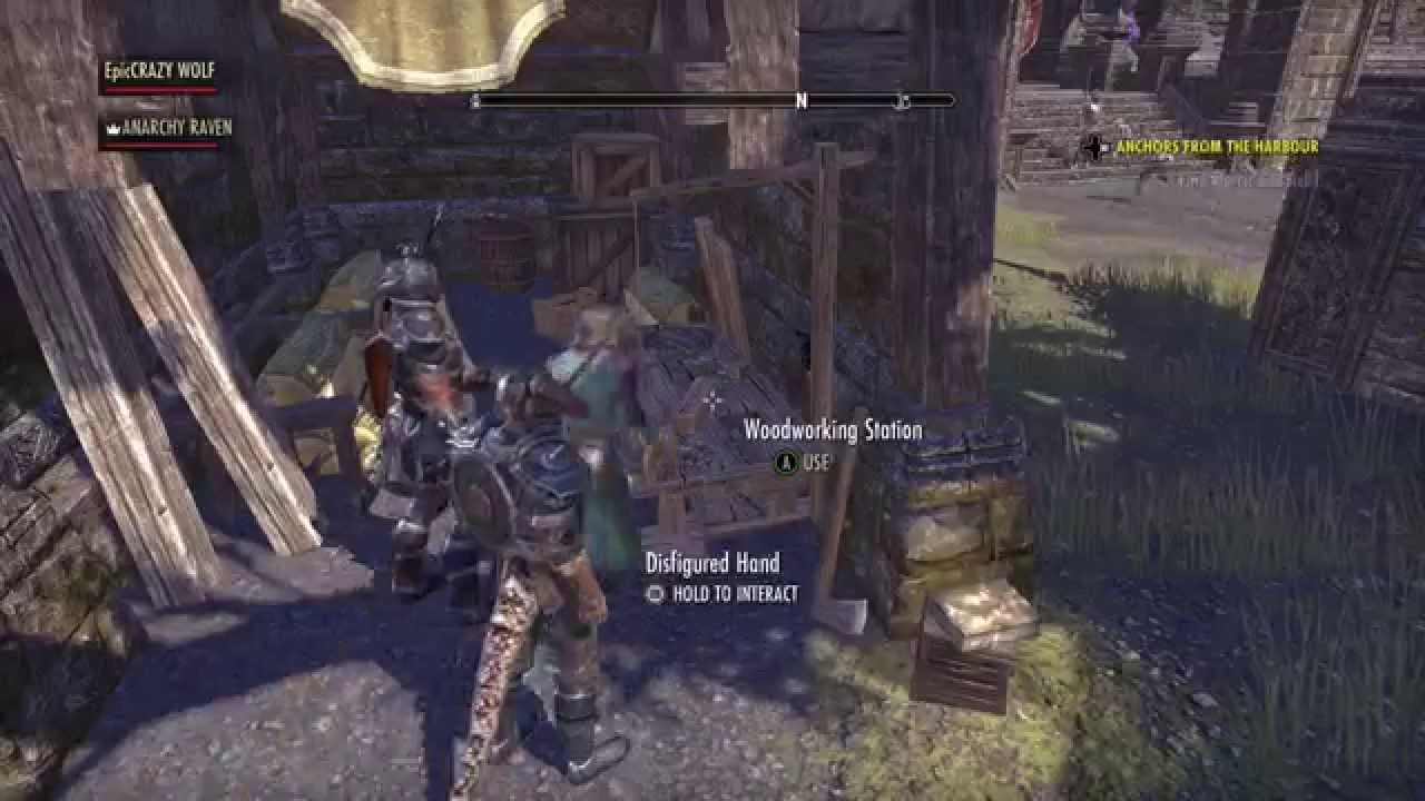 Eso Woodworking Station Locations Ofwoodworking