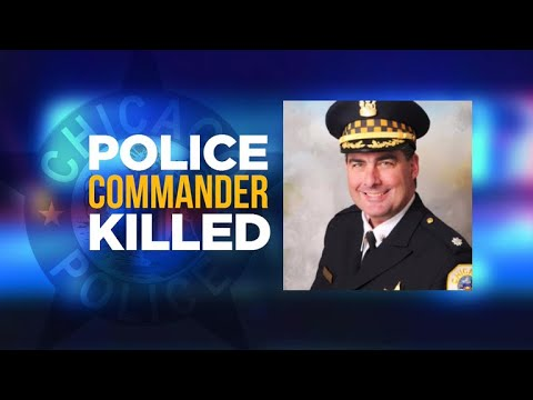Chicago mourns slain police commander
