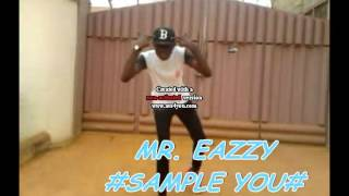 mr eazi sample you official dance video by brymo