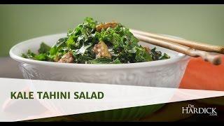Kale Tahini Salad With Dr. B.j. Hardick | Maximized Living Nutrition