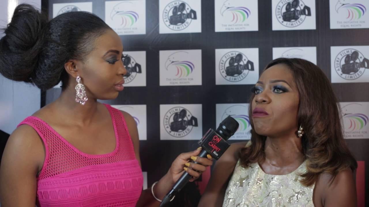 "Download Daniel K. Daniel , Enyinna Nwigwe at the Hell or High Water""  Nigerian Gay rights film premiere"