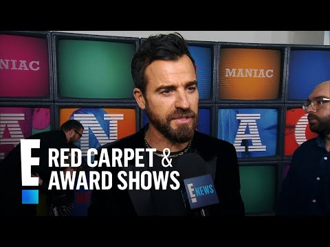 Justin Theroux Says He & Jonah Hill Hang Outside of Work  E! Live from the Red Carpet
