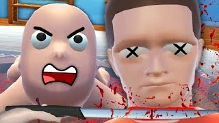 CAN BABY KILL THE DADDY !?!?! (Who's Your Daddy Funny Moments)