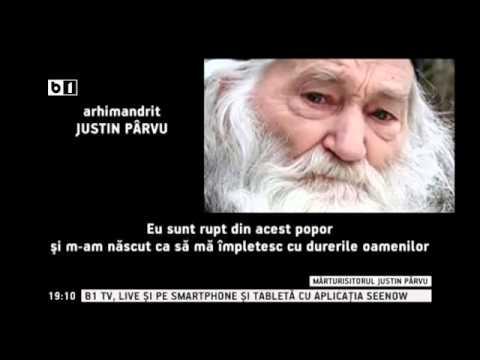 Parintele Iustin Parvu Marturisitorul - Un documentar exceptional.