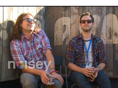 The War On Drugs Know How to End an Argument - Noisey Meets