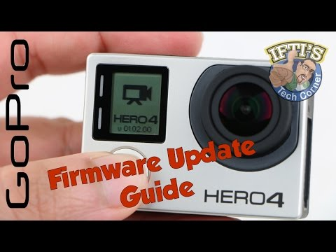 GoPro Hero 3 / 4 - How to Upgrade Firmware : Beginners Guide from YouTube · Duration:  6 minutes 4 seconds