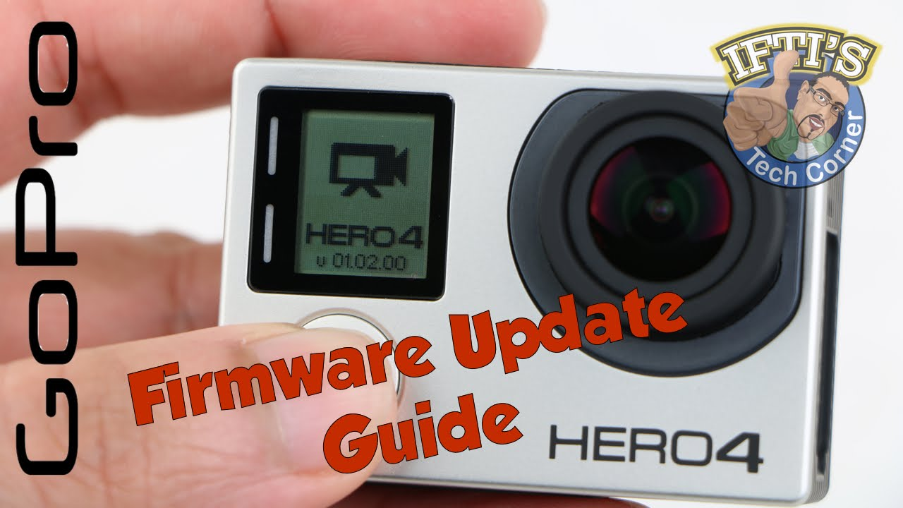 gopro hero 3 4 how to upgrade firmware beginners guide youtube rh youtube com GoPro Hero 3 Accessories GoPro Hero 3 Silver Edition