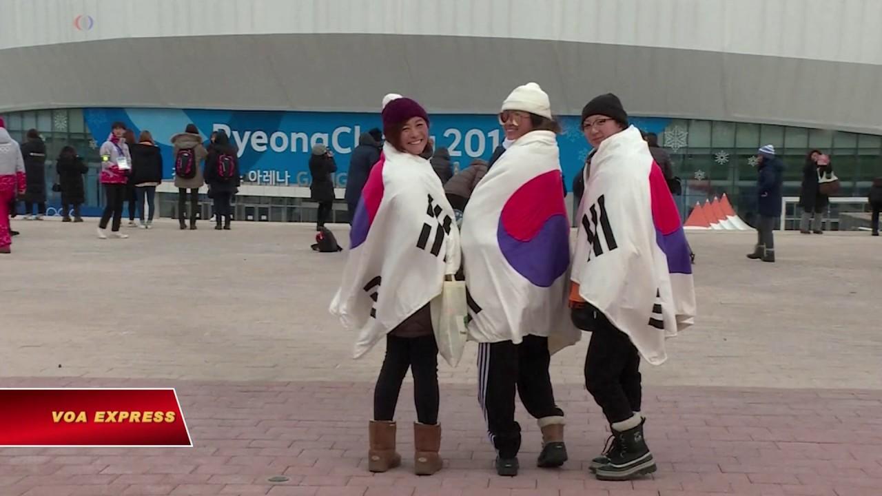 Norovirus hoành hành Olympic PyeongChang