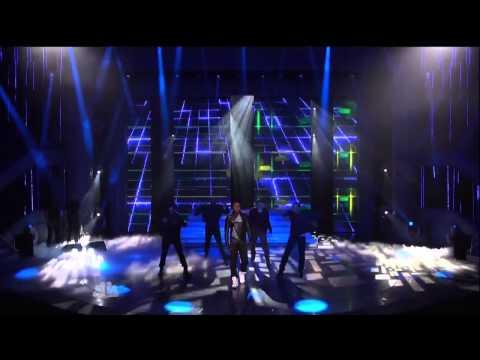 Jason Derulo  performs Riding solo  on Americas got talent 2010
