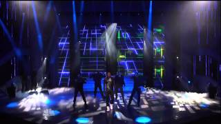 Jason Derulo  performs Riding solo live on America's got talent 2010