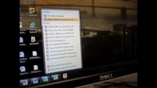 Clean Manage Desktop - Pin to Task Bar - Windows 7